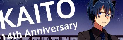 KAITO 14th Anniversary